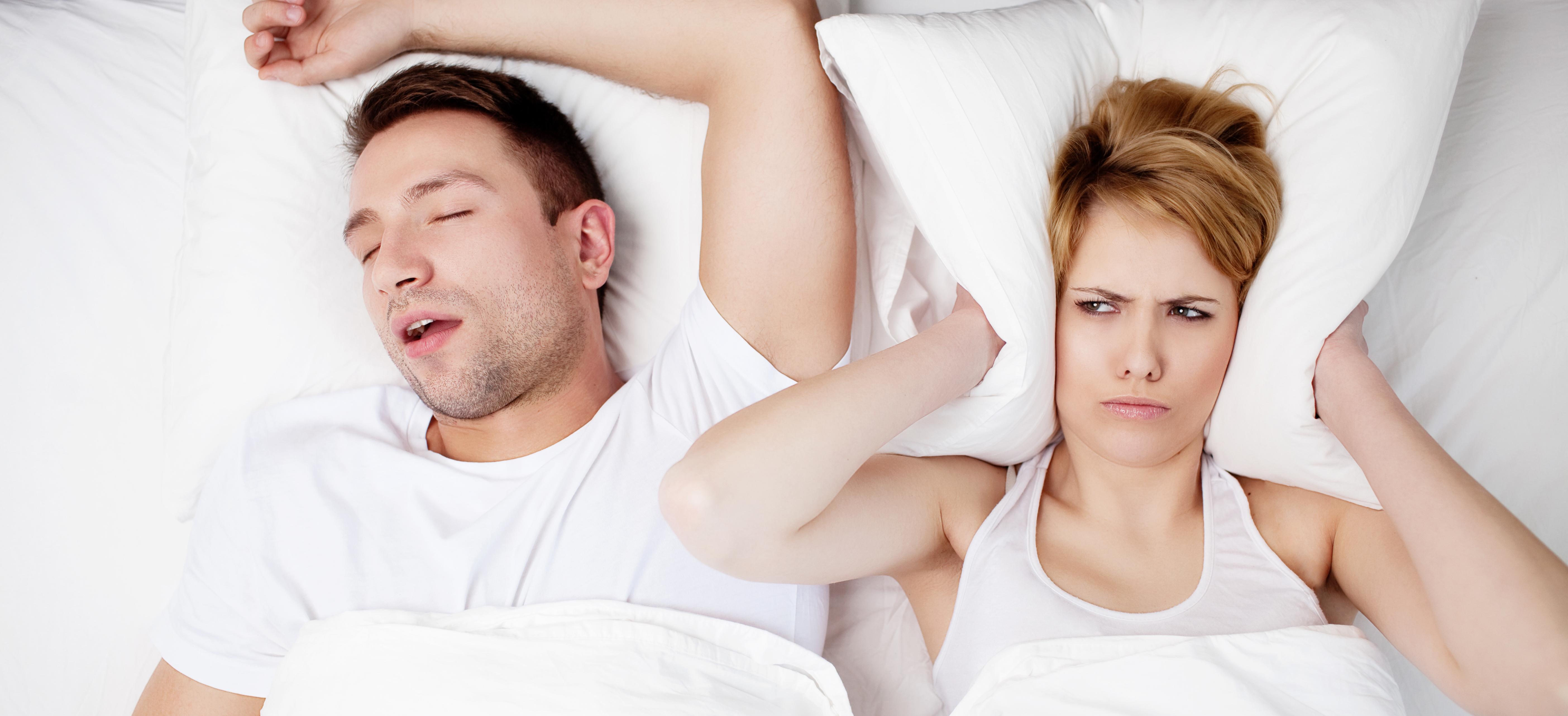 Ronquidos y Apnea del sueño - Clínica dental Park Castellar