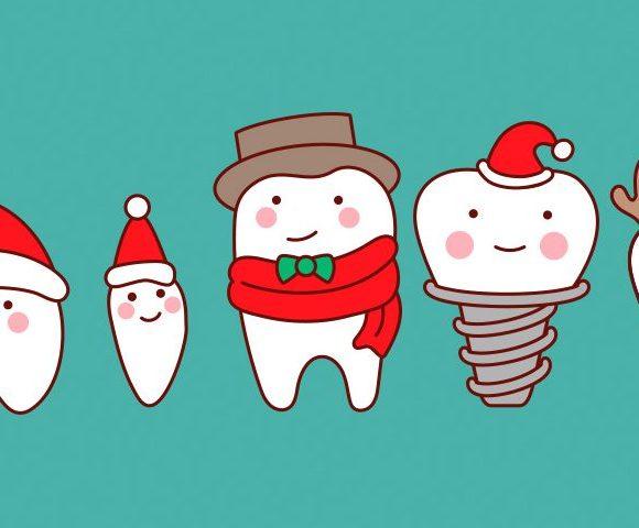 Consejos para cuidar tus dientes esta Navidad